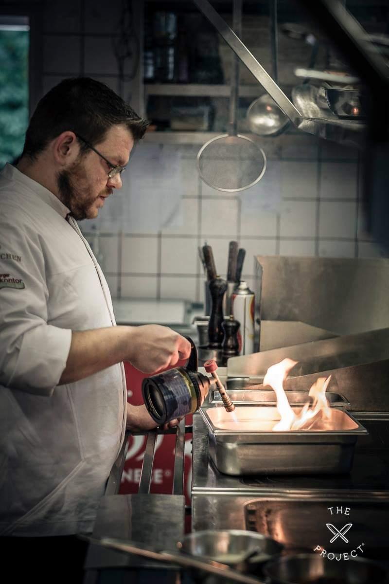 Küchenchef Sven Karge kocht ab März 2019 im 4Eck Restaurant Garmisch-Partenkirchen