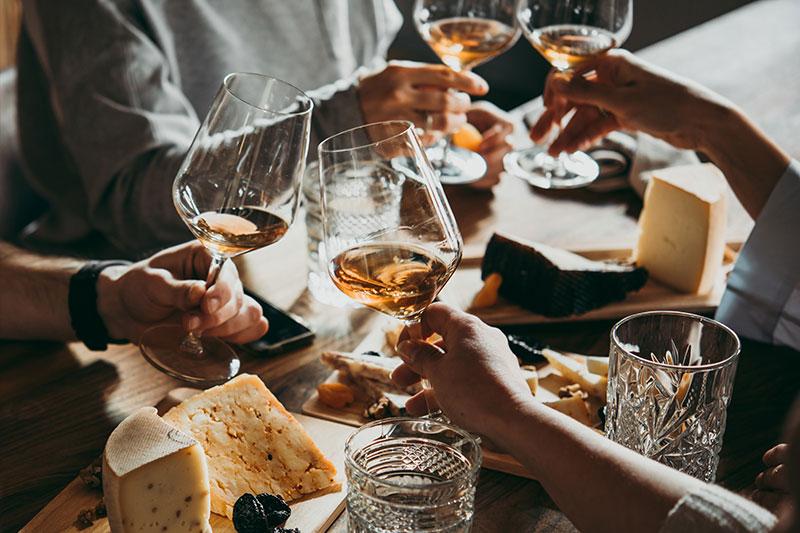 Erlesene Weine im 4Eck Restaurant Garmisch-Partenkirchen