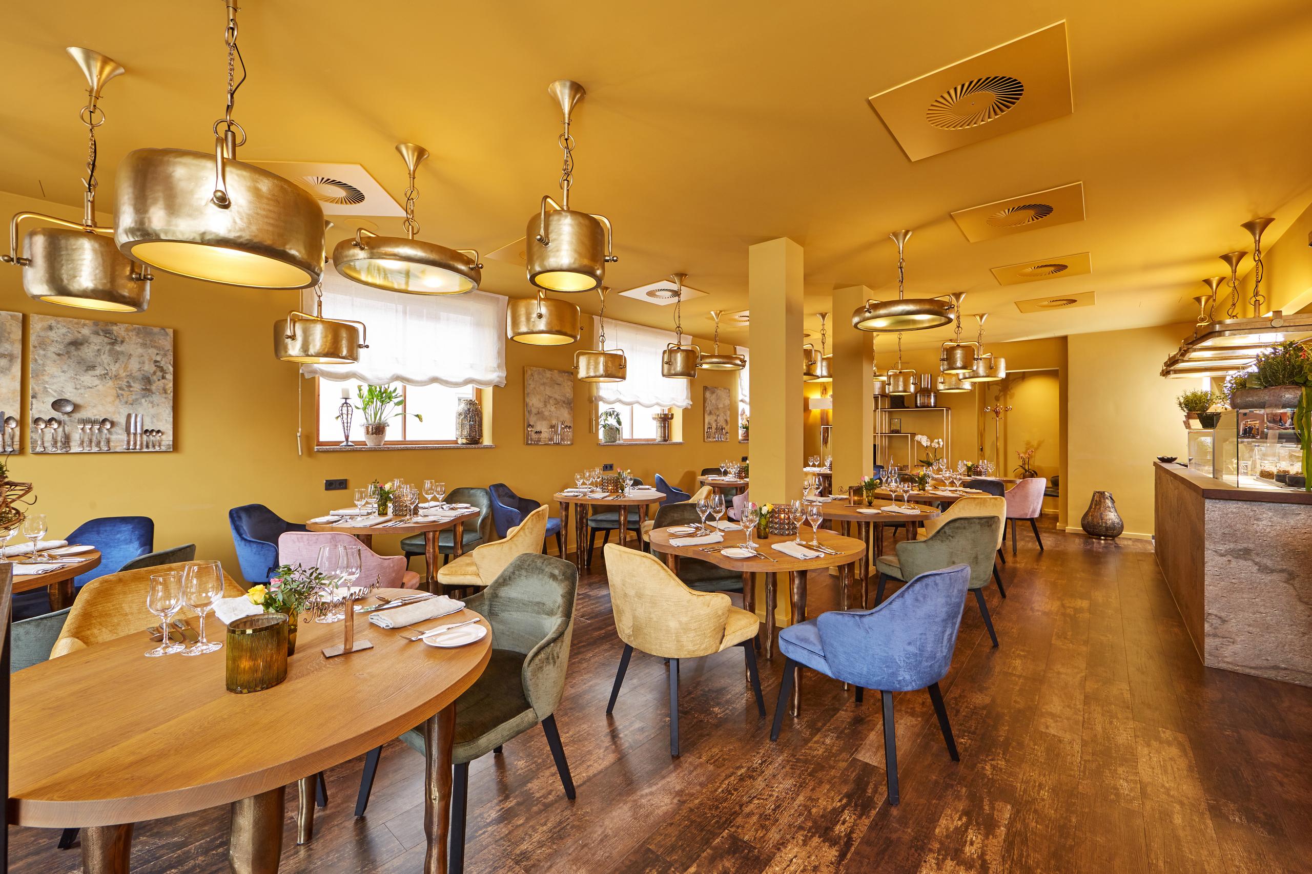 4Eck Restaurant Garmisch-Partenkirchen Innenansicht