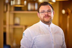 Chef Sven Karge, 4Eck restaurant Garmisch-Partenkirchen,