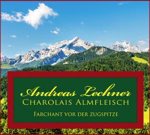 Almfleisch Lechner Logo