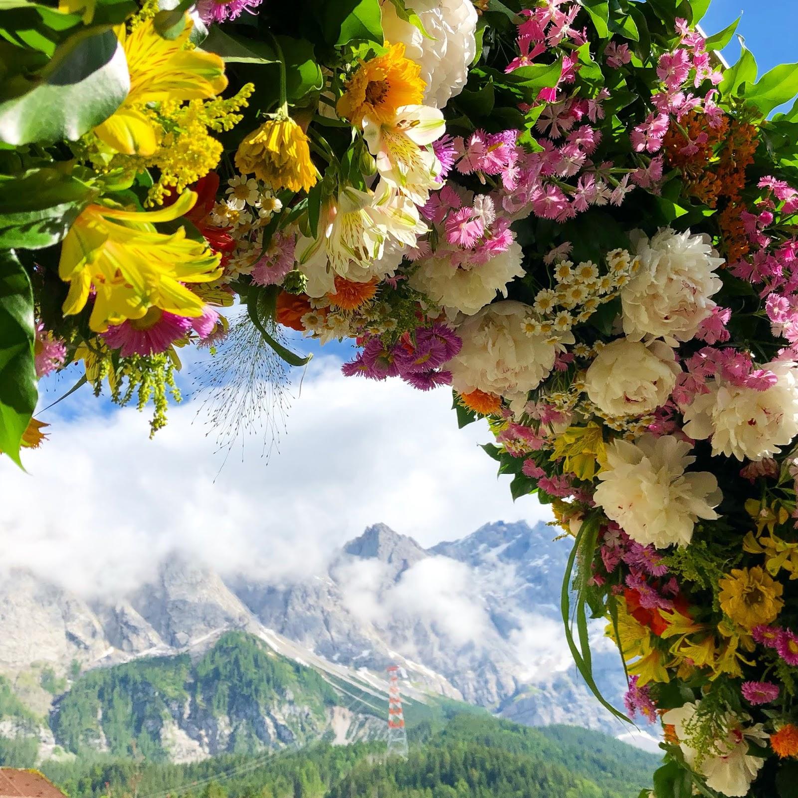 Hochzeit am See, Berghochzeit, mountain wedding, destination wedding Germany, heiraten in Bayern, Eibsee, Grainau, Zugspitze, Hochzeitsplanerin Uschi Glas, wedding in Bavaria