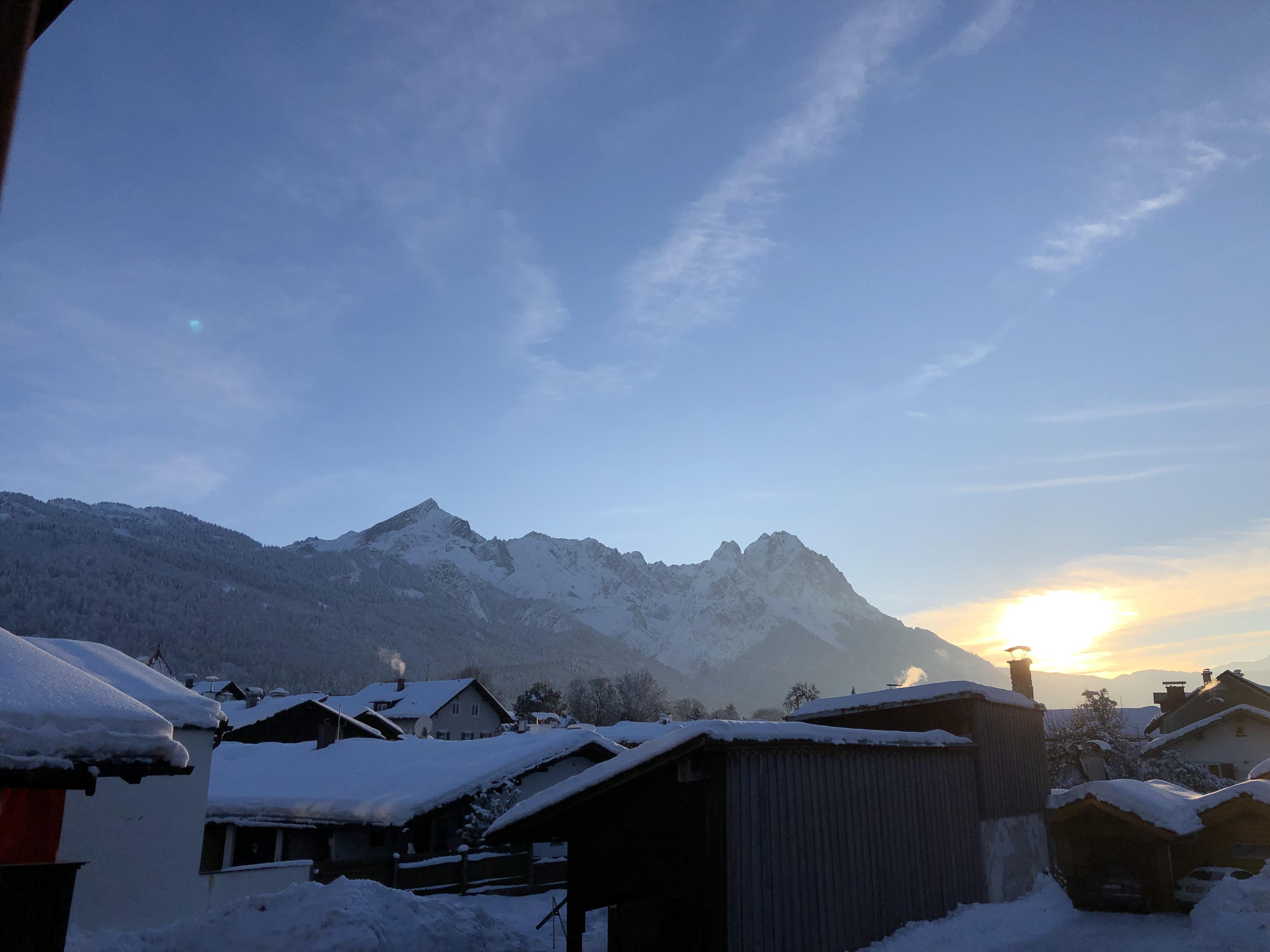 Weihnachtsfeier im 4Eck Restaurant Garmisch-Partenkirchen
