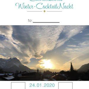 Eintrittskarte WinterCocktailNacht