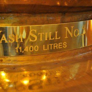 Whisky Menü