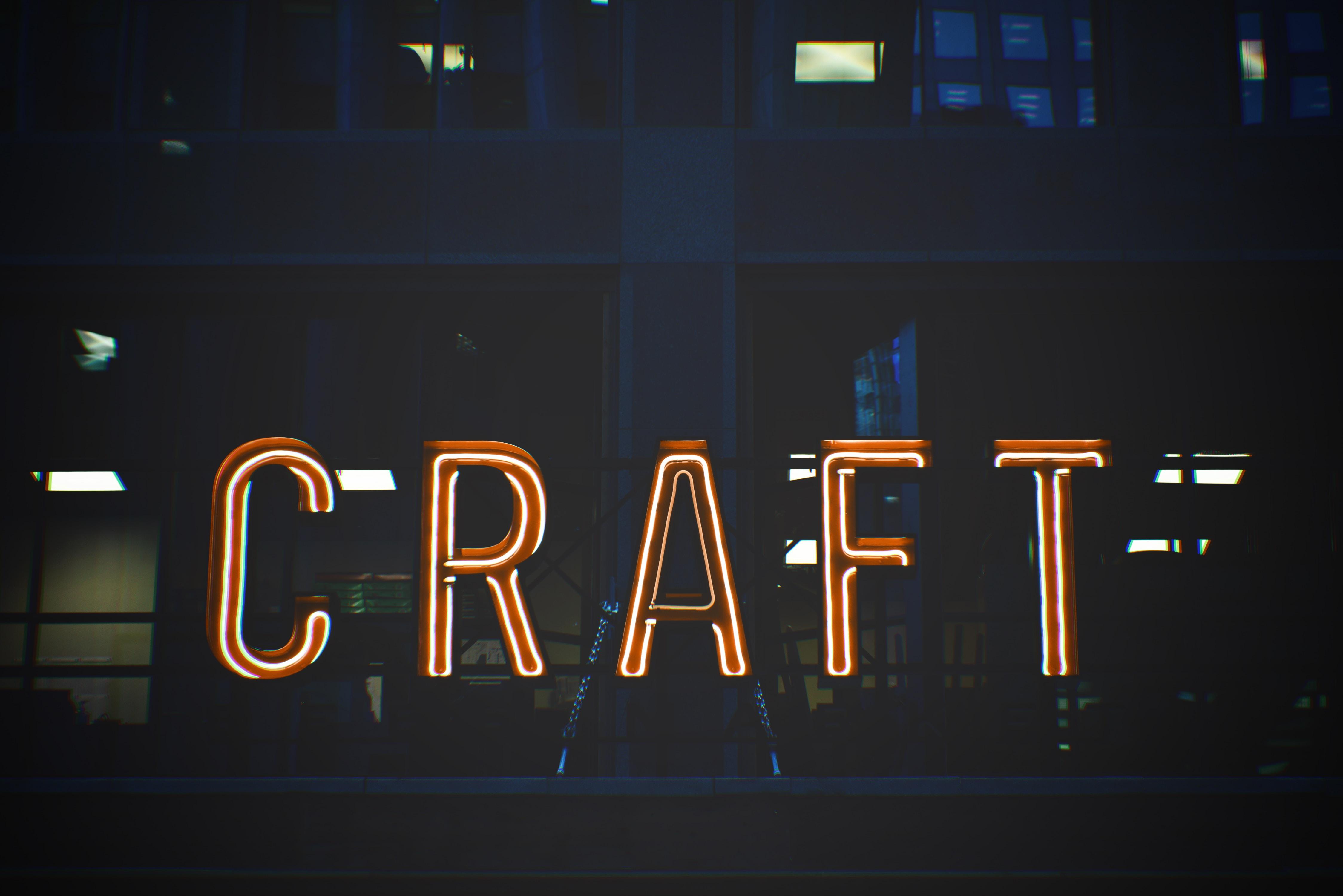 Craft Bier Erlebnismenü