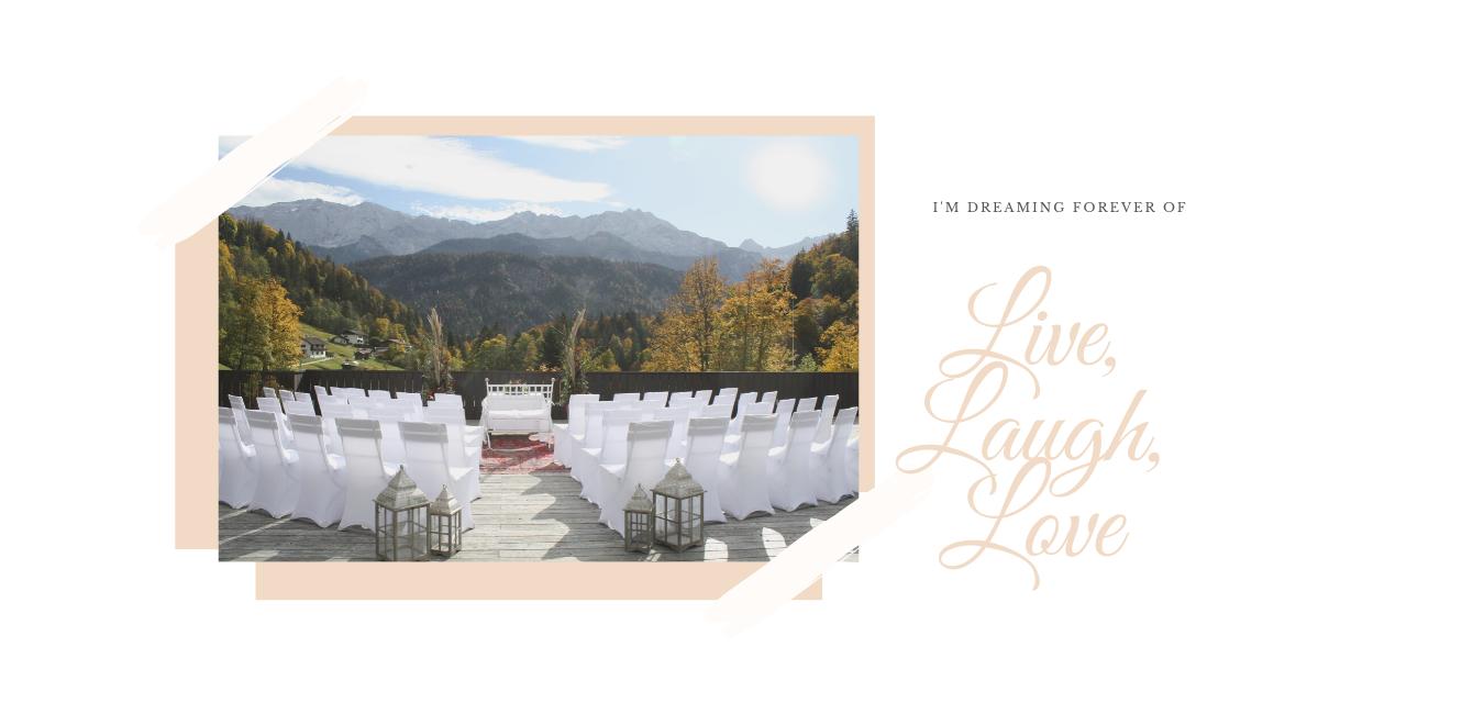 Mountain Wedding Germany