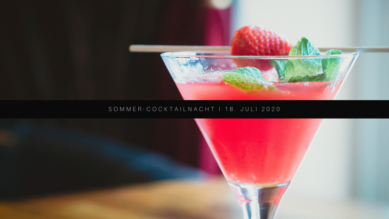 Sommer-Cocktailnacht 2020
