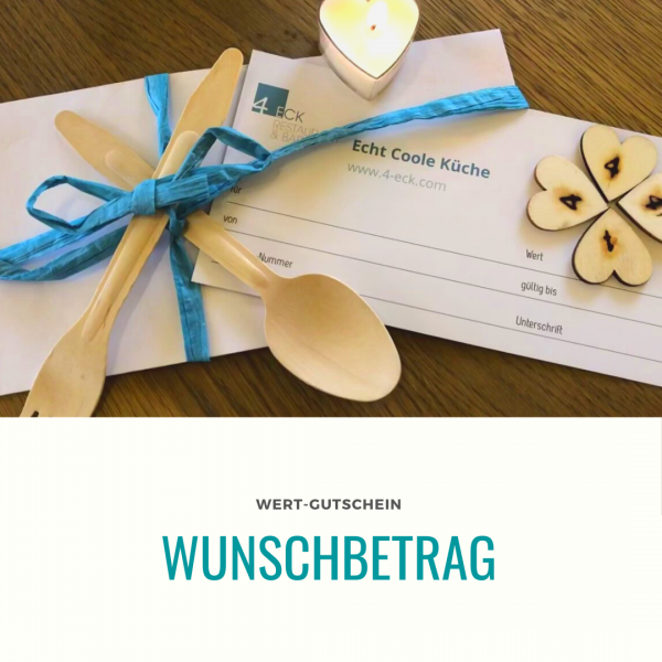 Gutschein 4Eck Restaurant Garmisch-Partenkirchen
