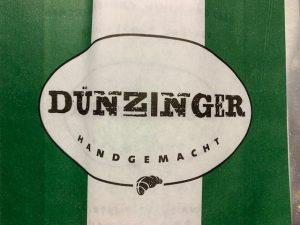 Logo Dünzinger Bäckerei