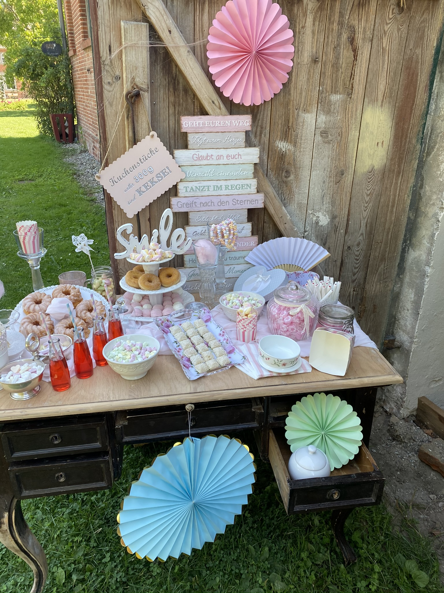 Candybar by 4 weddings & events